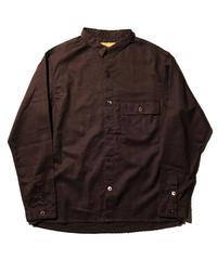 VOO / Linen Allround Shirts / Brown