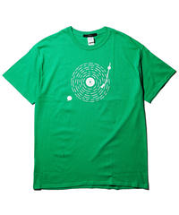Varde77 / Emotion Records T-Shirts / Green