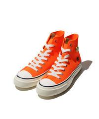 glamb / Fred Hi-Cut Sneakers / Orange