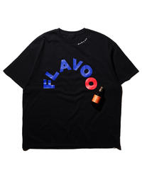 VOO / FLAVOO「ER」 Mist & Tee / Black