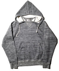 Stevenson Overall Co. / Attached Hooded Training Parka / Gray