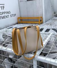 レザーハンドバッグシンプルな革の女性の大容量