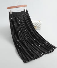 秋と冬   ウール    フリルギャザー    スカート     (3色)