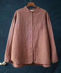 ゆったり   長袖シャツ