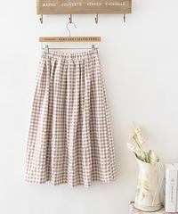 チェック|着回したいスカート
