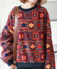 着痩せ セーター トップス  ファッション