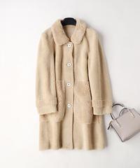 ぬいぐるみコート     全4色