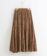 着痩せ||ベルト紐 ゆったり||スカート
