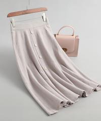 秋と冬    フリルギャザー     じゅんいろ     スカート