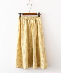 ベルト紐 ゆったり||着回したいスカート