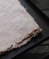 芭蕉紙 大サイズ 2種(プレーン、+ガジュマル)