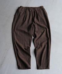 カディ メンズパンツ ブラウン K6885Br
