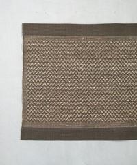 ティーマット  小布綴り チャコール   4柄