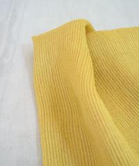 ずり出し絹の布  マリーゴールド