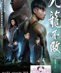 無敵のドラゴン (原題: 九龍不敗)[DVD]