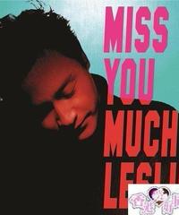 Miss You Much, Leslie  張國榮(レスリー・チャン) [3CD+DVD]
