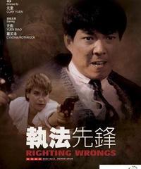 検事Mr.ハー俺が法律だ (原題: 執法先鋒)[DVD]
