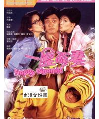 夫婦前妻!/香港ラブストーリー  (原題: 一屋兩妻)  [DVD]