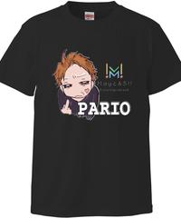 【メイキャスキャラ パリオ】ハイクオリティーTシャツ|5001-01