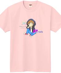 【MaycAS!PちゃんT②】ハイクオリティーTシャツ|5001-01|UnitedAthle