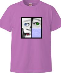 【シェーン・レーヴェTシャツ】eye⑥!ハイクオリティーTシャツ|5001-01|UnitedAthle