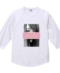 【シェーン・レーヴェ/七分袖Tシャツ】eye⑤!ラグラン七分丈Tシャツ|00138-RBB|PrintStar