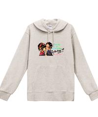 【バニ子&にしきど】メイキャスオリジナルパーカー! スタンダードWフードプルパーカー|00188-NNH|Printstar