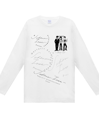 シェーン・レーヴェ【三人衆②】ヘビーウェイト長袖Tシャツ|00102-CVL|Printstar