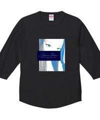 【シェーン・レーヴェ/七分袖Tシャツ】eye③!ラグラン七分丈Tシャツ|00138-RBB|PrintStar