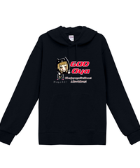 【GODあや】メイキャスオリジナルパーカー! スタンダードWフードプルパーカー|00188-NNH|Printstar
