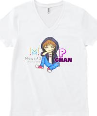 【MaycAS!PちゃんT①】スリムフィット VネックTシャツ|SFV-113 |TRUSS