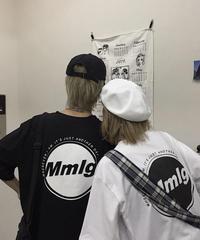 Mmlg ロゴTシャツ