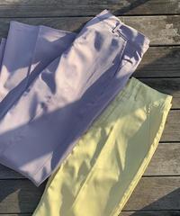 Soft Fraer Color Pants