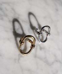 Silver925 Big Foop Ring