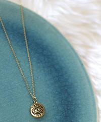 Stainless Devil eyes necklace