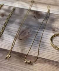 Hook Design Necklace