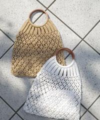 Summer Knitted Bag