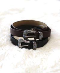 Bohemian buckle belt