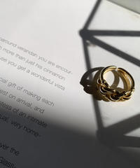 Silver925 Gold Ring