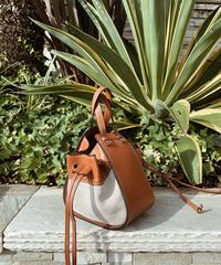 Leather Hammock Mini Bag