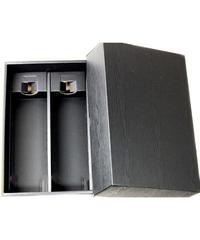 【オプション・ギフト箱】720mlが2本入る黒木目調ギフト箱