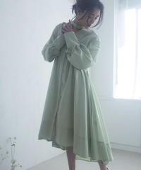 lawn basic shirt one-piece (light green) <20as-on-01-lg>