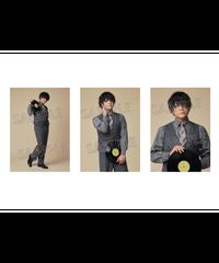舞台「ラストレインフィッシュ」RUST RAIN FISH Team Black 堂本翔平 パネル3枚1組(単品)