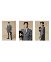 舞台「ラストレインフィッシュ」RUST RAIN FISH Team White 廣野凌大 パネル3枚1組(単品)