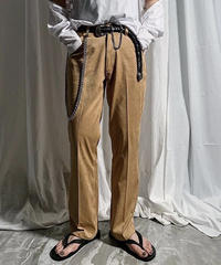 【special price】fakesuede pants(camel)