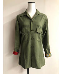 remake military jacket④