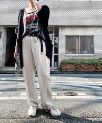 satin  pants  (light gray)