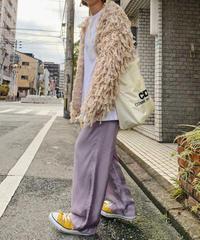 【追加商品:予約販売】cupra easy pants (lavender)
