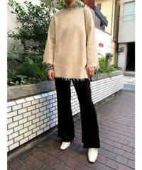 damage knit(ivory)