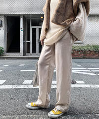 【new color】cupra easy pants   (ivory)